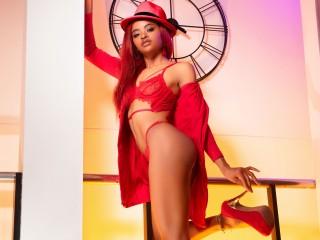 Webcam Snapshop for Model MarilynSteil