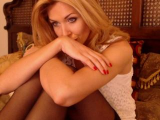 I Am Caucasian And I Have Blond Hair! I Am Named CharmingOlga And I'm 39 Years Of Age