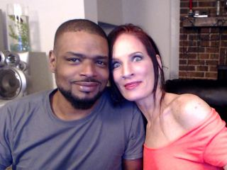 Our Model Name Is Blkdynamitewhiteshedevil! One Of Us Is Caucasian! One Of Us Has Dyed Hair, 44 Is Our Age And A Camwhoring Easy Lady Is What I Am