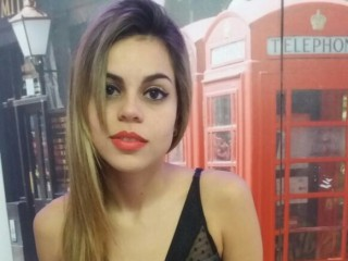 Live Cam-model salomehotgirl1234 at Blowjobs.com