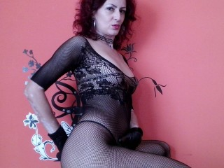 My Name Is XSexyMilfX, I Have Red Hair! I'm A Camming Lovely Lady
