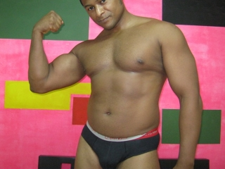 Picture of Musclemanbigdick Web Cam