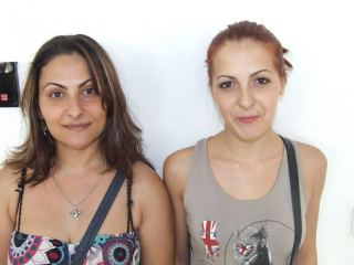 Picture of 1hotgirlcouple Web Cam