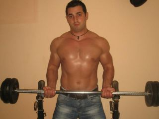 Picture of Musclehornycock Web Cam