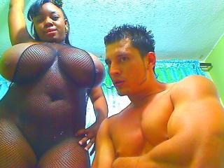 Indexed Webcam Grab of Interracial4u