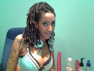 Indexed Webcam Grab of Cleopatrax