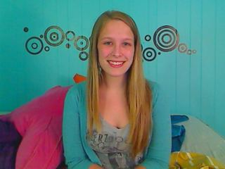 Indexed Webcam Grab of Lizziebell
