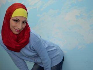 Indexed Webcam Grab of Miramuslim
