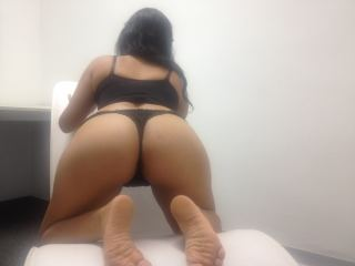 Indexed Webcam Grab of Colombianbabe0685