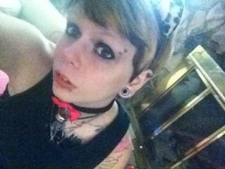 Indexed Webcam Grab of Princesswolfie