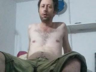 Indexed Webcam Grab of Man1516