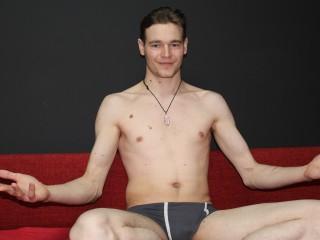 Handjob ejaculates three times