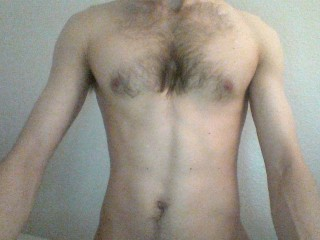 Indexed Webcam Grab of Randyrussel