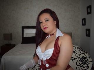 Indexed Webcam Grab of Elizabethmoonb