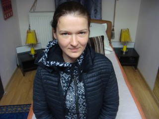Indexed Webcam Grab of Sylviee