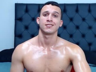 Webcam Boy Doing Live Show