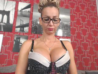 Webcam en direct de GoddessJulie