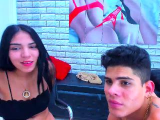 Indexed Webcam Grab of Sexycouplefavorite