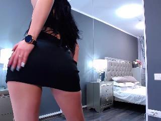 Ebano sexy dilettante